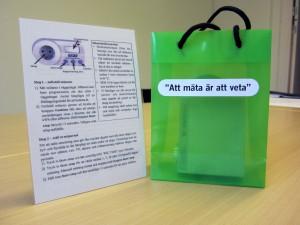 Elmätare för utlån på Varbergs bibliotek
