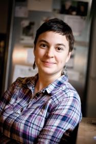 Författaren Elin Boardy