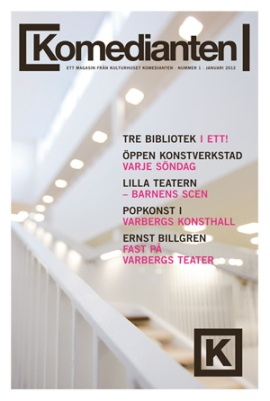 Magasinet Komedianten nr 1 2012