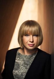 Kristina Ohlsson. Foto: Thron Ullberg.